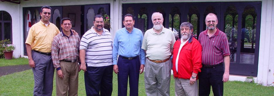 latin america pastors