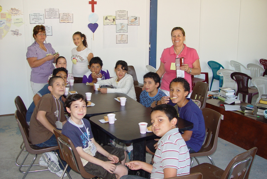 Youth Missions